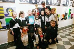 Луцькі «Бешкетники» побували у Львові на театральному «Коловороті»