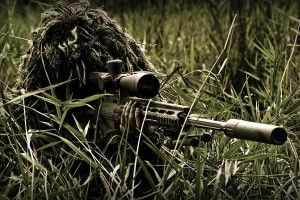 Російський снайпер застрелив двох наших воїнів