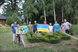 На Рівненщині молодь з усієї України вшанувала пам`ять героїв УПА