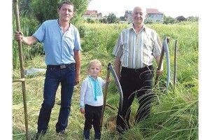 4-річний Владислав — наймолодший косар Волині!
