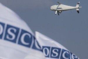 Окупанти обстріляли дрон ОБСЄ під Луганськом