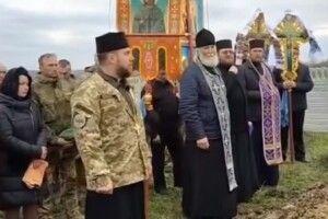 Священники РПЦ втекли з похорону загиблого українського воїна (Відео)