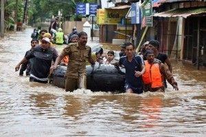 Серпневі повені в індійській Кералі забрали життя майже 200 людей