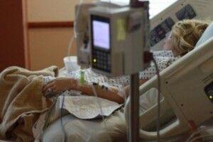 Яка заповненість українських лікарень із хворими на коронавірус