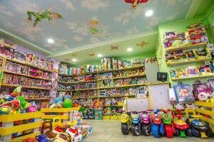 У Луцьку до магазину іграшок завітала інспекція з перевіркою