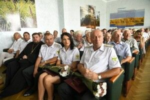 Волинських лісівників привітали і нагородили (фото, відео)