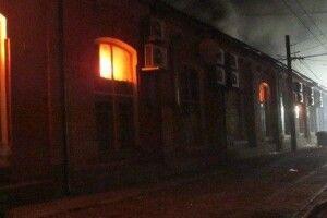 Жахлива пожежа в Одесі: восьмеро осіб загинули, 10 постраждали