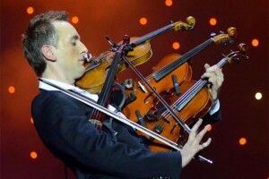 Сьогоднішній концерт знаного українського скрипаля Олександра Божика у Луцьку перенесли