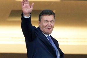 То Віктор Янукович не боїться, що його розірвуть на шматки у Києві?