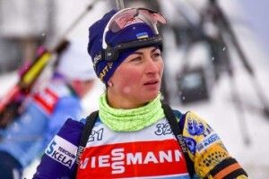 Біатлон: у найкращої з українок – Валентини Семеренко – лише 9-е місце