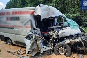 На волинських трасах – дві аварії з потерпілими (Фото)