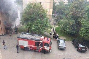 У Луцьку диміло кафе «Млин»