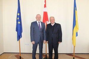 На Волинь приїхав представник ОБСЄ Сайдік, який бере участь у переговорах у Мінську