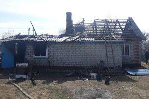 Без даху над головою залишилась сім'я у прикордонному волинському селі