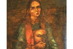 Коли святий Стефан «забере» руку з уст Ісуса, в Україні, кажуть, настане мир...