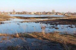 Поліським районам загрожує підтоплення: потрібні великі гроші