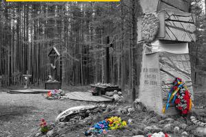 Петро Порошенко: «Урочище Сандармох навіки стало страшним символом Великого террору»