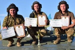 Бійці 14-ї ОМБ знову здобули «золото»