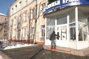 У Луцьку звільнили з роботи заслуженого донора