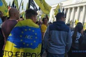 «Євробляхери» протестують. Чому нацей раз?