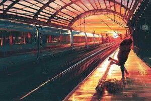 Станція «Ранок»