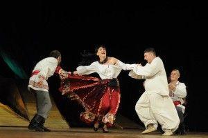 «Циганка Аза» знову вЛуцьку – через 60 років після першої постановки