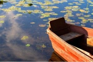 На Волині у ставку втопився рибалка