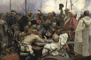 Історик Дмитро Яворницький — «сепаратист» і писар в Іллі Рєпіна