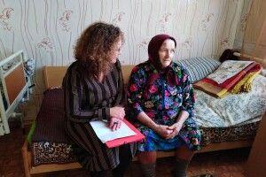 Голландці допомагають жителям територіального центру села Навіз Рожищенського району