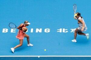 Даяна Ястремська в парі з Оленою Остапенкозазнала поразки у фіналі турніру в Пекіні