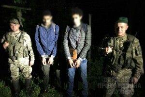 Біля кордону з Польщею затримані громадяни Єгипту