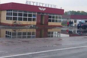 У Турійську не працює автостанція