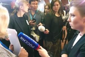 Російські пропагандисти намагалися влаштувати провокацію у ПАРЄ (Відео)