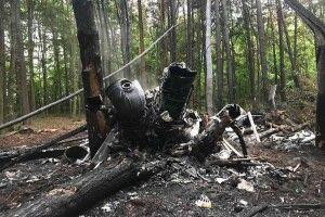 Вертоліт, який розбився  на Рівненщині, був приречений?