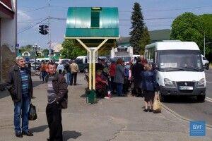 Маршрутки у Володимирі курсуватимуть з 2 червня, якщо не погіршиться епідситуація