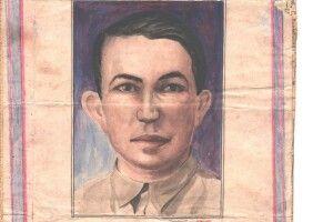 Портрет конвоїра написав полонений німець