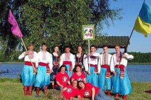 Маневицькі школярі стали першими у військово-патріотичній грі «Сокіл»