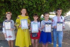 Діти з Копачівської ОТГ стали призерами районного фестивалю-конкурсу
