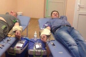 В ОТГ на Волині понад 30 селян здали кров для хворих земляків