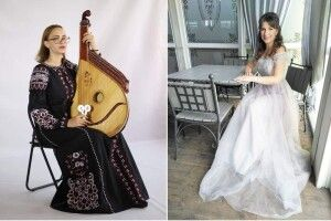 Письменниця та її учениця-бандуристка з Турійщини отримали президентські стипендії
