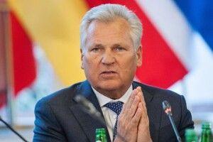 Наче повернулися часи Януковича: Квасневський розповів, чому разом з Коксом зробив заяву проти переслідувань Порошенка