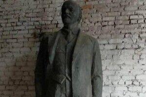 Леніних  - на аукціон. Держпідприємство СЕТАМ збирає пам'ятники