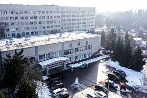 Триває реконструкція приймального відділення Луцької міської клінічної лікарні (Відео)