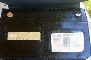 Волинянин вкрав у водія, який його підвозив, портмоне з коштами і документами
