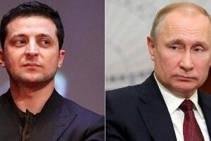 Путін відповів на прохання Зеленського щодо захоплених моряків