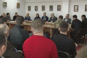У Луцьку відкрили курси за програмою перепідготовки військовослужбовців, звільнених у запас (Фото, відео)