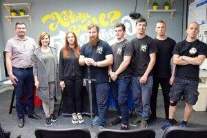 У Луцьку вперше проведуть турнір із сучасного мечового бою для дітей