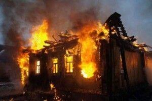 Пожежа знищила будинок батьків загиблого Героя