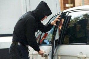 За викрадення авто - загрожуватиме позбавлення волі