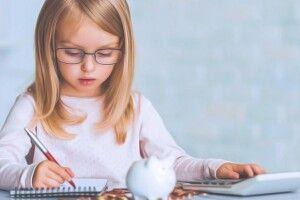 Дитячі гроші  й дорослі закони